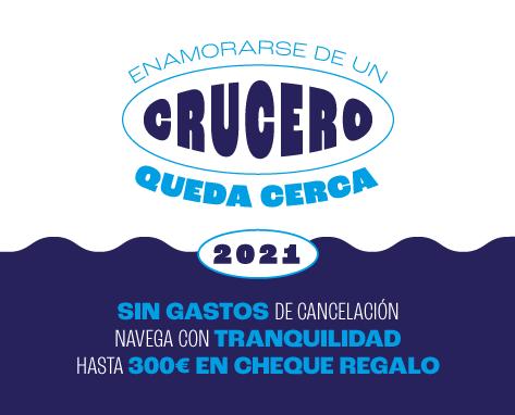CRUCEROS 2021